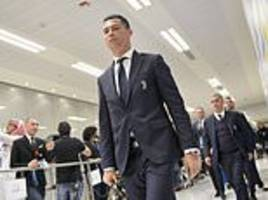 cristiano ronaldo asks to be allowed to enter court through car park ahead of tax fraud trial