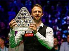 judd trump wins thrilling final with ronnie o'sullivan to claim maiden masters title