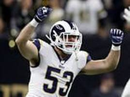 los angeles rams reach superbowl liii thanks to overtime field goal as they beat new orleans saints