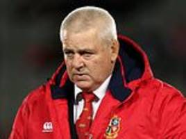 premiership coaching role on warren gatland's radar when he ends wales reign after 2019 world cup