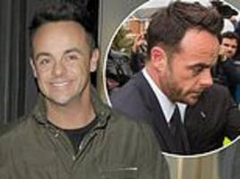 Ant McPartlin 'thanks God' no one was seriously injured in drink-driving crash