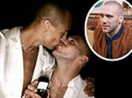 hollyoaks star jimmy essex announces his engagement to boyfriend charles