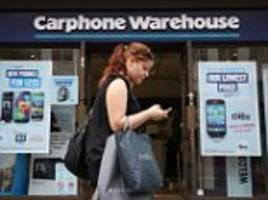 Elliott Advisors has its eye on stake in Dixons Carphone after sharp fall in retailer's share price