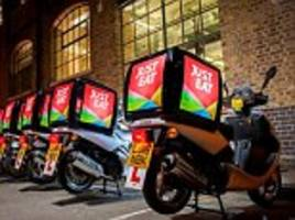 just eat boss steps down immediately after just a year and half in the role