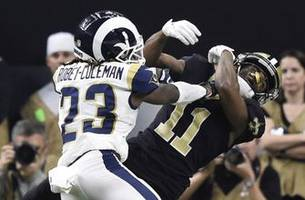 deion sanders weighs in on the controversial non-call in the saints vs rams nfc championship game