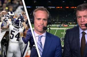 Troy Aikman: Rams played 'tremendous complimentary football' in NFC Championship win