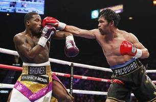 Boxer Manny Pacquiao's Los Angeles home burglarized