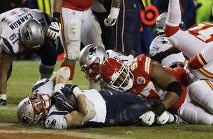Chiefs hope heartbreaking loss signals start of something special