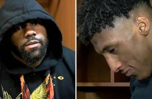 mark ingram, michael thomas can't believe non-call that hurt saints in nfc championship game loss