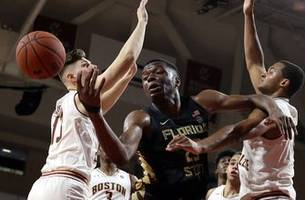as losing streak grows, fsu plummets from no. 11 to out of ap college basketball poll