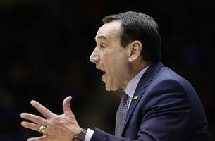 Student vs. Teacher: Capel, Pitt set for Coach K, No. 2 Duke