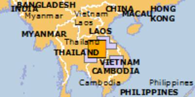 Drought is on going in Cambodia, Laos, Thailand, Vietnam