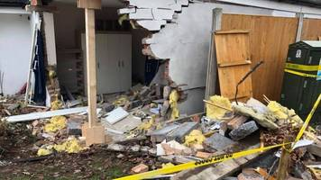 car crashes into boy's bedroom in stourport