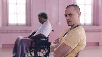 Glass Dominates MLK Weekend With $40 Million Box Office Debut