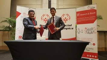 BookDoc partners Special Olympics Asia Pacific to encourage active lifestyles among people with intellectual disabilities