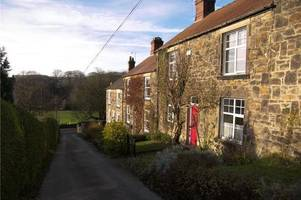 trams and trains, you could enjoy the nostalgia of them all from this cute derbyshire cottage - for sale at £315k