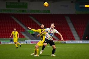john brayford on responding to nigel clough's criticism of the burton albion defence