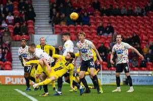 monday verdict: john brayford makes a point in burton albion's breathless draw with doncaster rovers