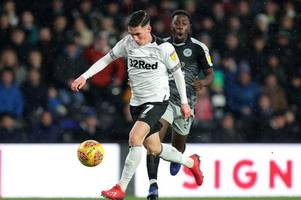 now his derby county future is sorted, harry wilson sets sights firmly on promotion