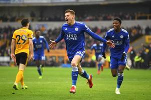 Harvey Barnes has 'a lot confidence' on return to Leicester City