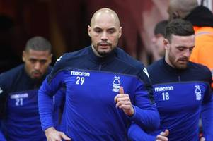 why ex-leicester city defender yohan benalouane 'got the chills' on his debut for nottingham forest