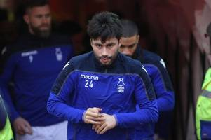 martin o'neill: nottingham forest will need leaders like claudio yacob if they are to flourish