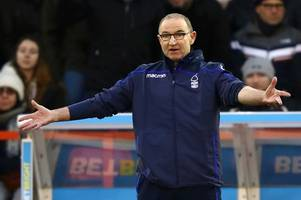 martin o'neill has 'a fair idea' about his nottingham forest squad after first game in charge