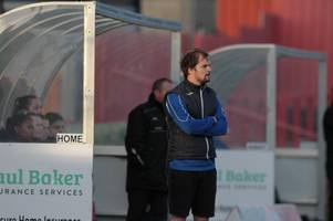cheltenham town ladies suffer second defeat of the season as buckland athletic hit back