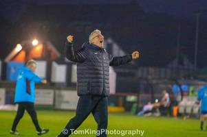 'people will want to put us in our place' the reaction as solihull moors go joint top