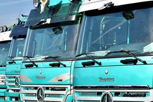 foreign lorry driver charged with drink driving after truck went wrong way on a30