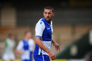 former exeter city favourite liam sercombe is 'wanted by portsmouth'