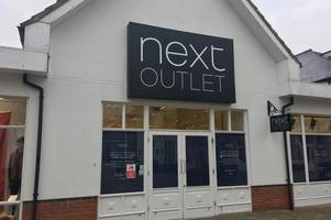 braintree freeport to shut three stores in the space of just one week
