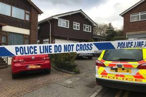 benfleet fire: 'monstrous' man set himself and ex mother-in-law on fire, inquest hears