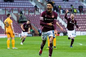 hearts 1 livingston 0: frustrated lions dumped out of scottish cup at tynecastle