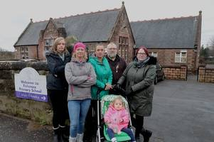 Losing closure-threatened schools would 'tear the heart out of the community', say concerned parents