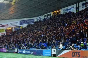 what channel is kilmarnock vs rangers? live stream, tv and kick-off details