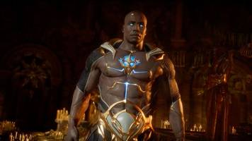 Mortal Kombat 11's time-cheating character is the game's coolest new addition