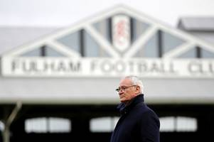 fulham's transfer window - what claudio ranieri wants and what will actually happen