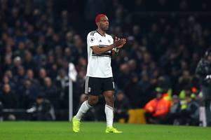 ryan babel scouting report: how fulham's new signing got on in his debut against spurs