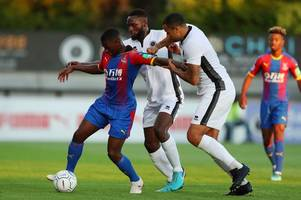 sullay kaikai becomes the latest player to leave crystal palace in the january transfer window