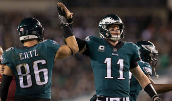 eagles players respond to report criticizing carson wentz: 'none of that is true'