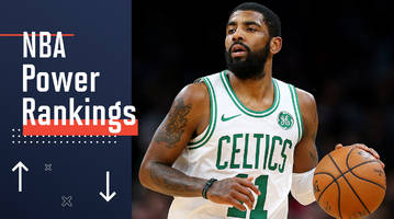 nba power rankings: kyrie irving ignites celtics' resurgence after tumultuous stretch
