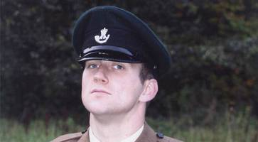 soldier took his own life in co down barracks nicknamed 'bally kill yourself'