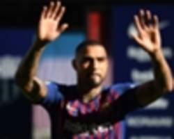 'Messi the best in every world' – New Barcelona player Boateng turns back on Ronaldo allegiances