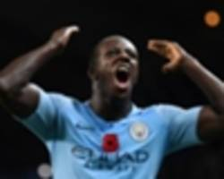 'i miss mendy a lot' - guardiola welcomes 'clever' defender back into man city fold