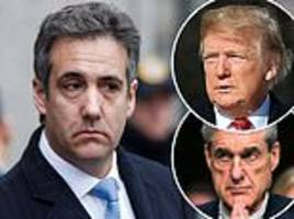 cohen won't talk about trump tower moscow, mueller when he appears in front of congress, gop claims