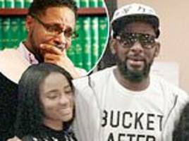 Father of R Kelly 'prisoner' says he believes daughter has 'Stockholm syndrome'