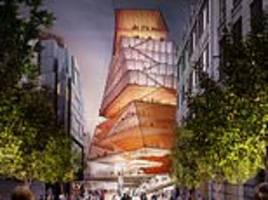 first designs  unveiled for 'acoustically perfect' new £288m london venue