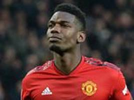paul pogba wants new manchester united contract