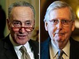 senate to vote thursday on competing bills to end shutdown – either funding wall or two week reopen